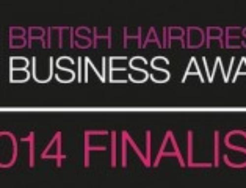 (Bath Hairdressers) British Hairdressing Business Awards Finalist
