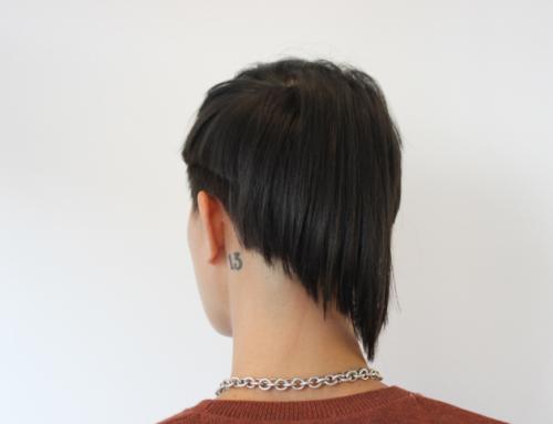 Material Hair   Graphic haircut