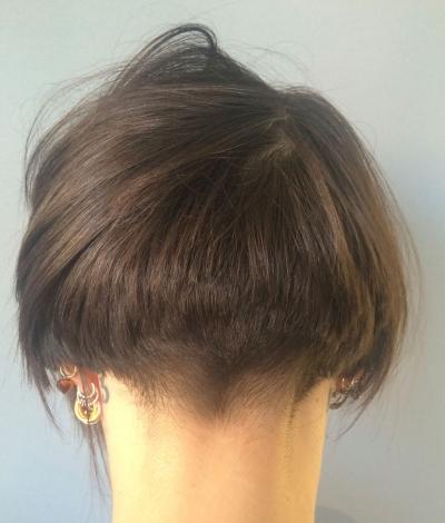 Didou Back - Hairdresser Bath