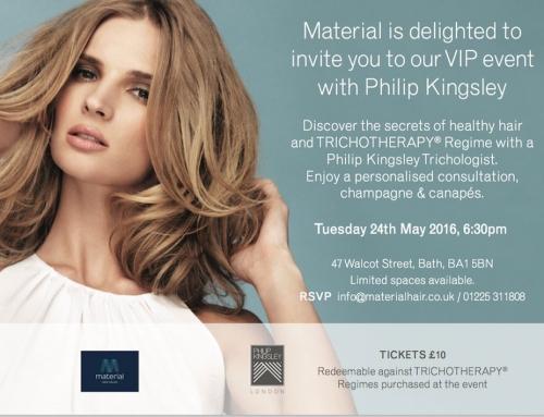 The Secrets Of Healthy Hair Event, 8th Sept 2016