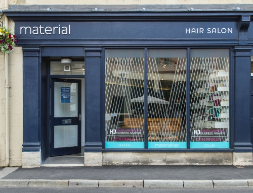 Introducing – Material A New Hairdressers Salon In Bath