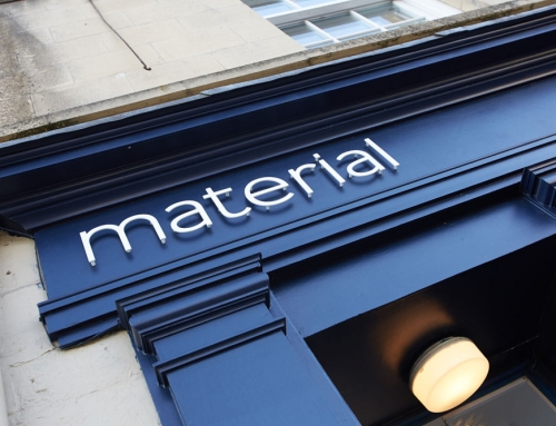 Why Be Hairdressers At Material?
