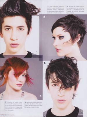 be fashion magazine - Hairdresser Bath