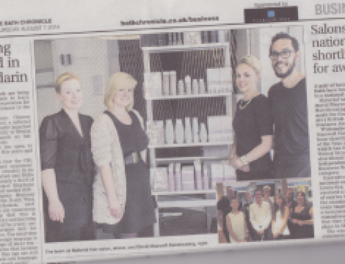 Bath hair salons on national shortlist for awards | The Bath Chronicle