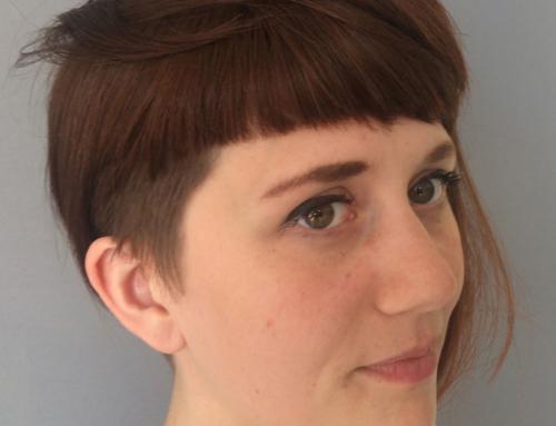 Ladies' Creative Short Shape Haircut