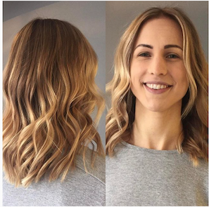 balayage - Hairdresser Bath