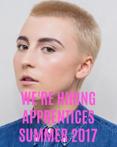 hiring-apprentices - Hairdresser Bath