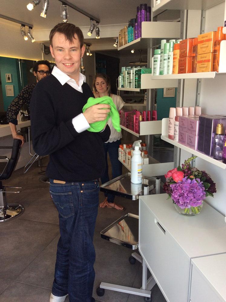 Josh - Hairdresser Bath