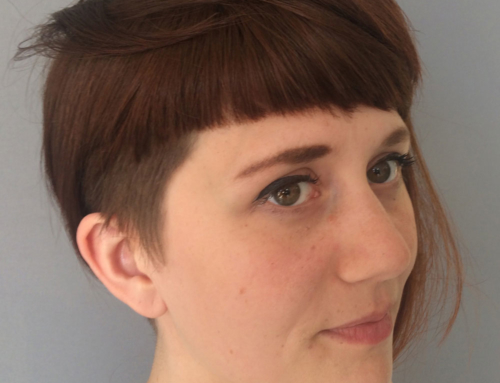 Ladies' Creative Short Shape Haircut