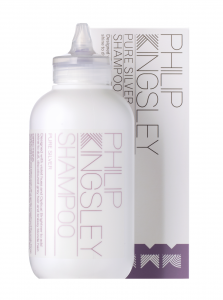 Shampoo for silver or grey hair