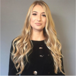 long contoured hair colouring - Hairdresser Bath