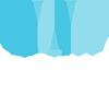 Material Hair Salon Logo